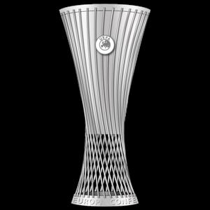 Conference League trophy