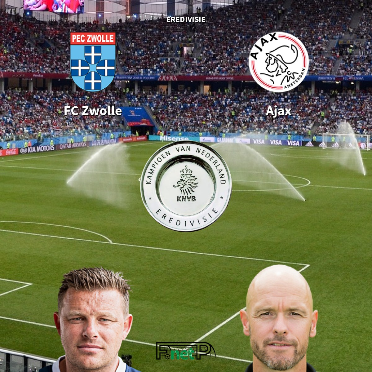 Fc Zwolle Vs Ajax Live Stream Odds H2h Tip 01 11 2019