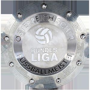 2. Liga trophy