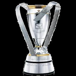 MLS Cup Playoffs trophy