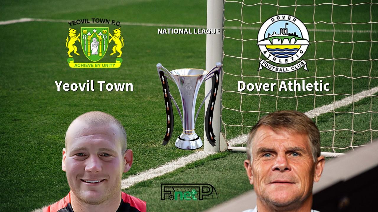 Yeovil Town vs Dover Athletic Live Stream, Odds, H2H, Tip - 16/11/2019