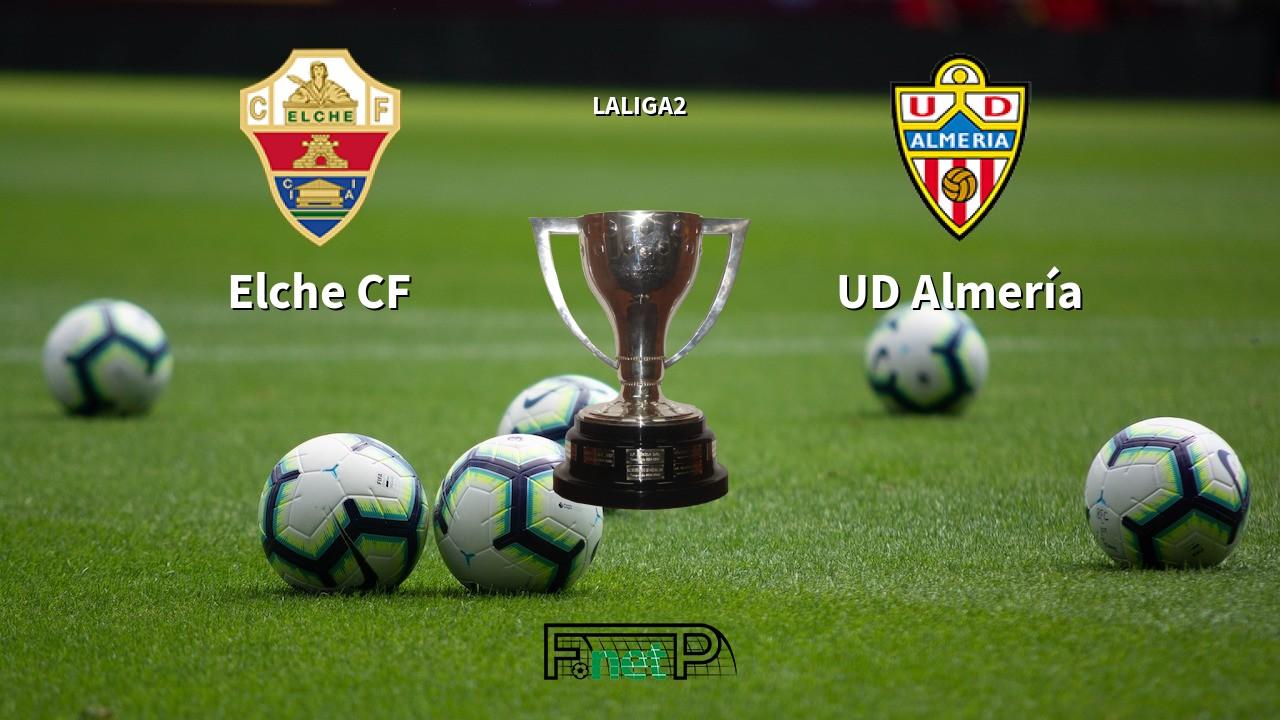 Elche CF vs UD Almería Odds, H2H, Tip - 16/11/2019