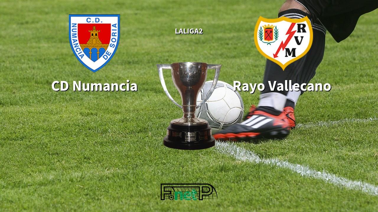 CD Numancia vs Rayo Vallecano  Odds, H2H, Tip - 16/11/2019