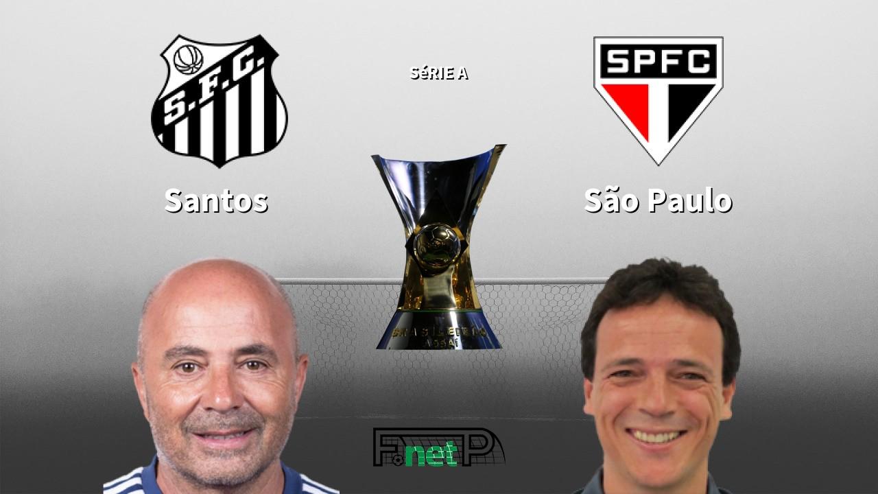 Santos  vs São Paulo Odds, H2H, Tip - 16/11/2019