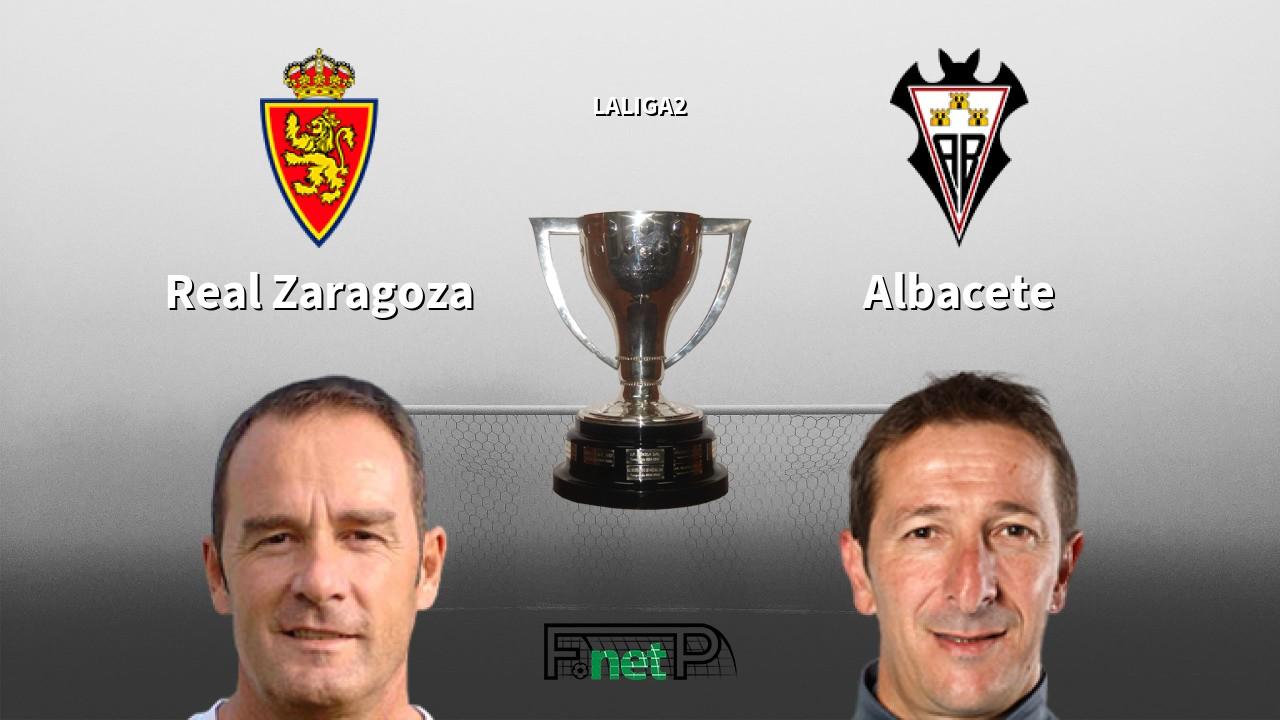 Real Zaragoza vs Albacete Odds, H2H, Tip - 16/11/2019