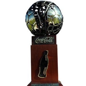 Primera División (Clausura) trophy