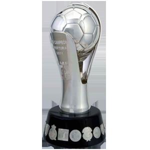 Primera (Clausura) Liguilla trophy