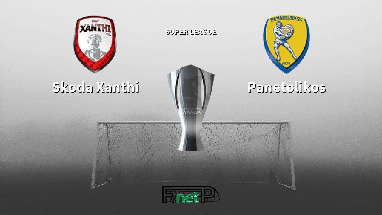 ΞΑΝΘΗ - ΠΑΝΑΙΤΩΛΙΚΟΣ    Xanthi vs Panetolikos     live streaming