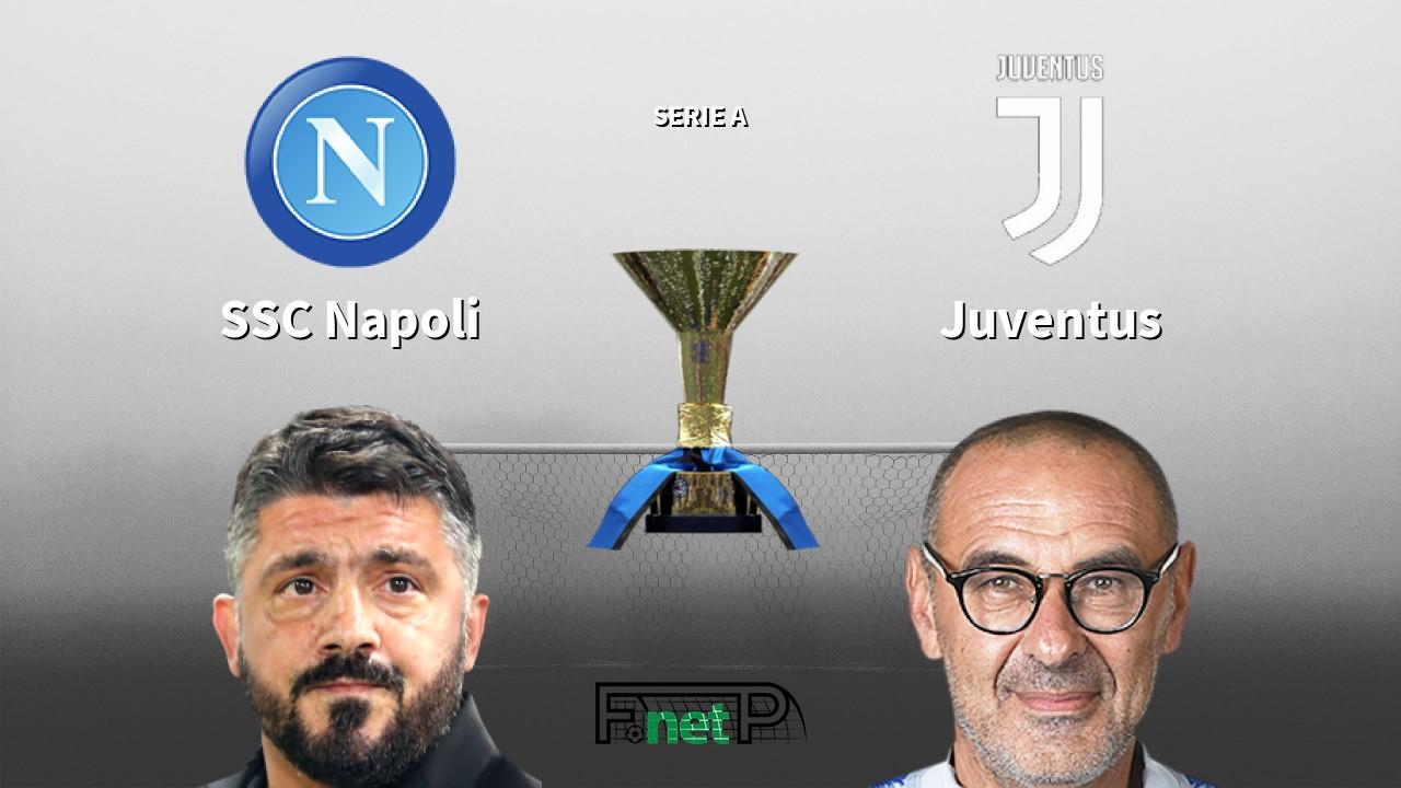 Napoli vs Juventus Live Stream, Odds, H2H, Tip - 26/01/2020