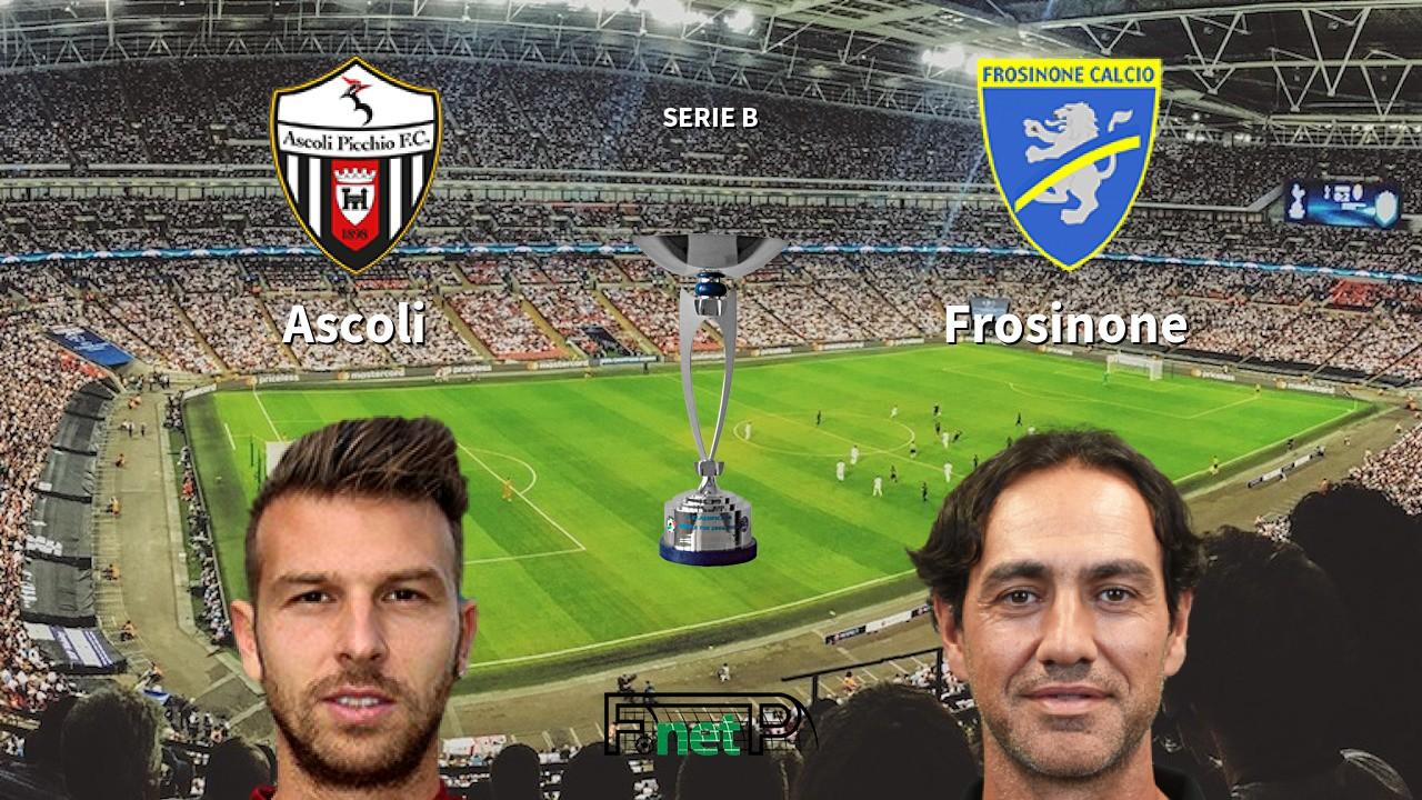 Ascoli vs Frosinone Live Stream, Odds, H2H, Tip - 26/01/2020