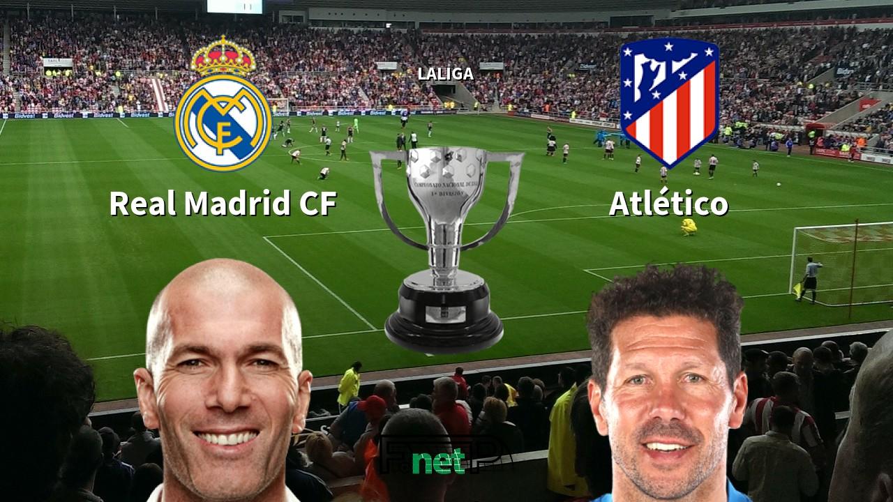 Real Madrid Vs Atletico Madrid Live Stream Odds H2h Tip 01 02