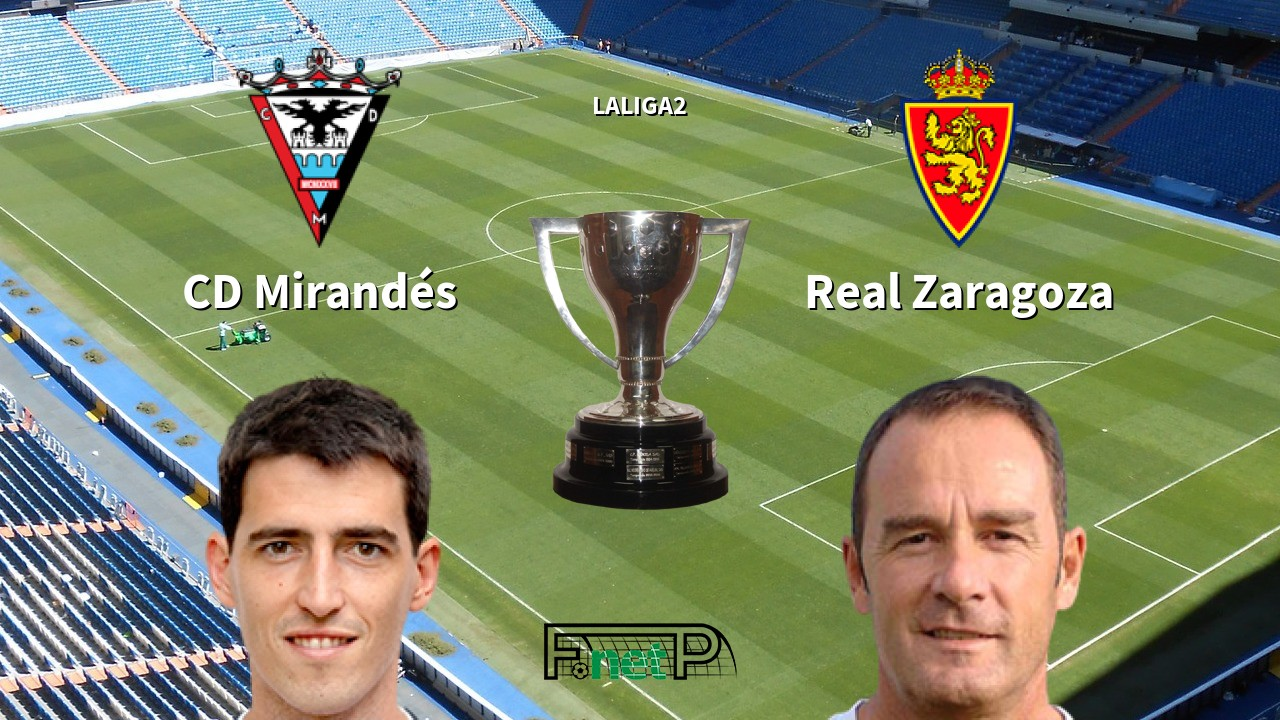Cd Mirandes Vs Real Zaragoza Live Stream Odds H2h Tip 19 02 2020