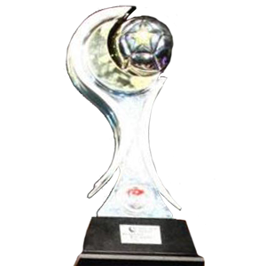 1. Lig Play-offs trophy