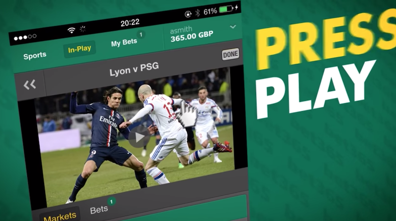 Bet365 soccer online betting sports spread betting arbitrage software