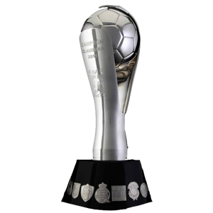 Liga MX (Clausura) trophy