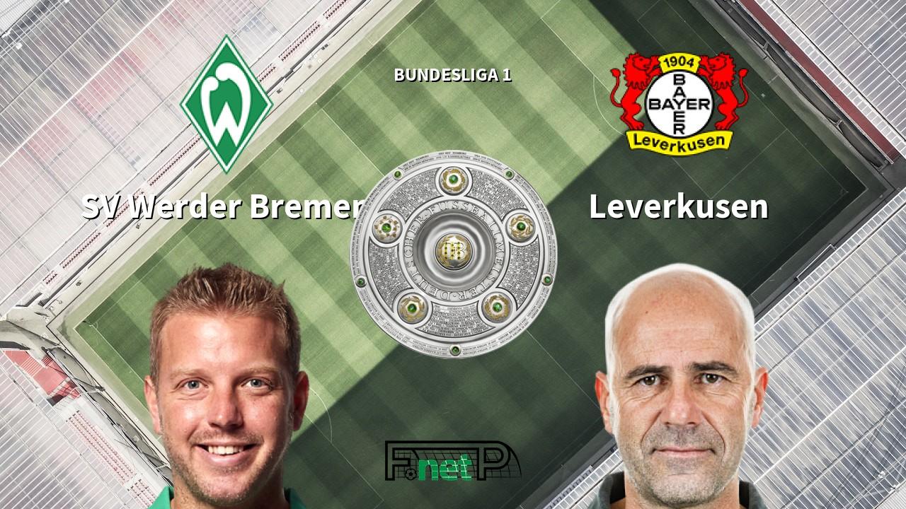 Werder Bremen vs Bayer Leverkusen Live Stream, Odds, H2H, Tip - 16/03/2020