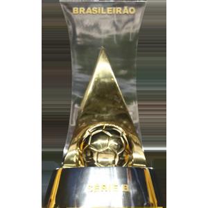 Serie B trophy