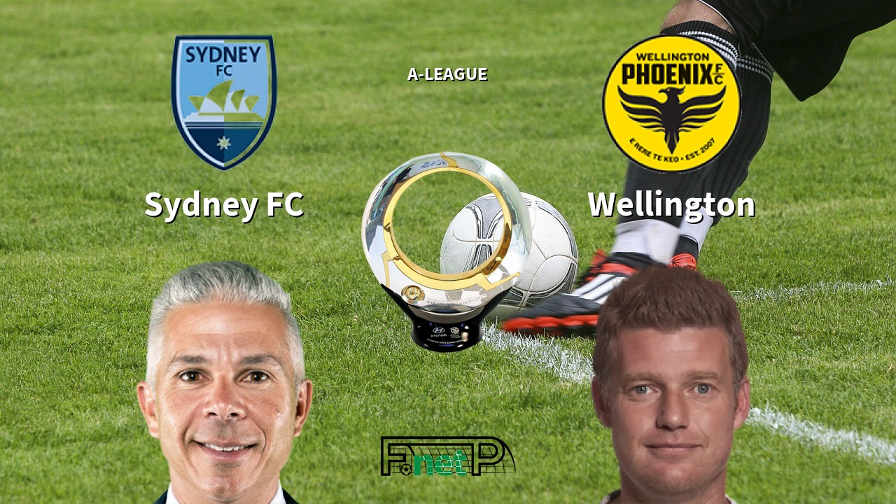 Sydney FC vs Wellington Phoenix Live Stream, Odds, H2H, Tip - 18/03/2020