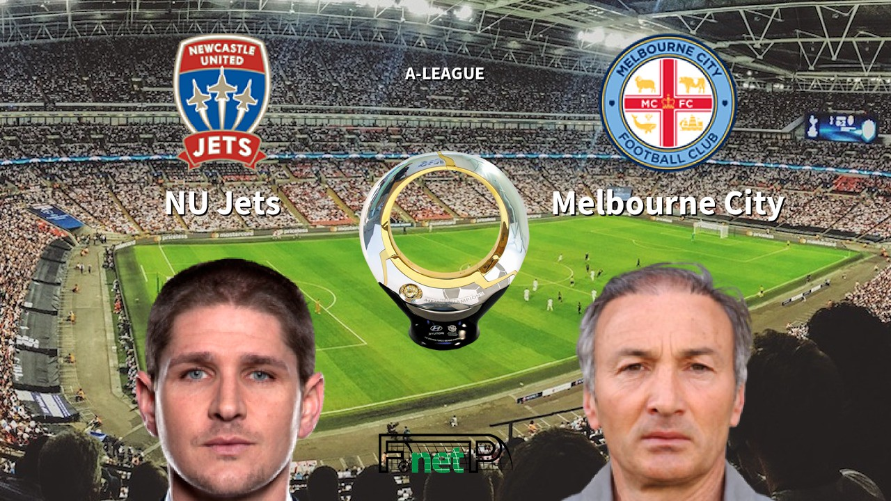 Newcastle United Jets vs Melbourne City Live Stream, Odds, H2H, Tip - 23/03/2020