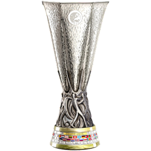 Europa League Qualifiers trophy
