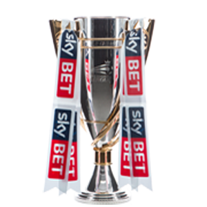 League Two Play-offs trophy