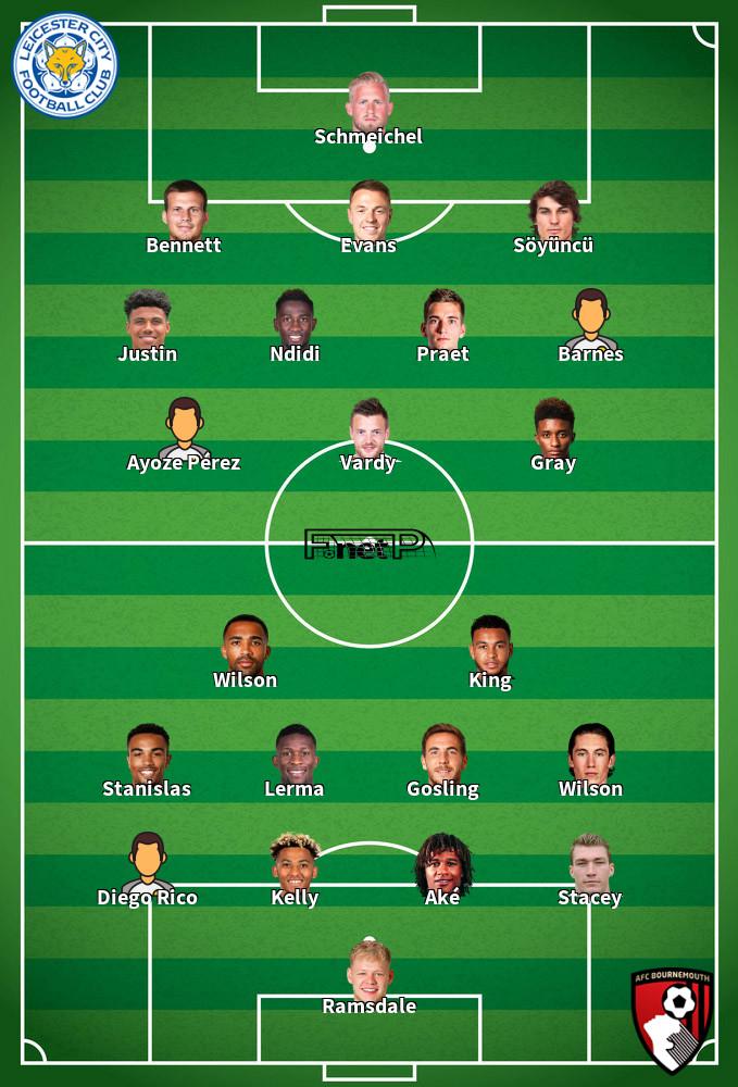 Bournemouth Gegen Leicester