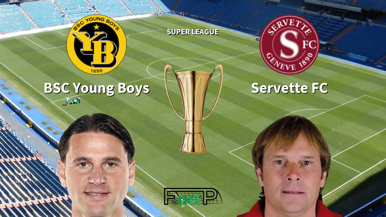 BSC Young Boys vs Servette FC Live Stream, Odds, H2H, Tip - 15/07/2020