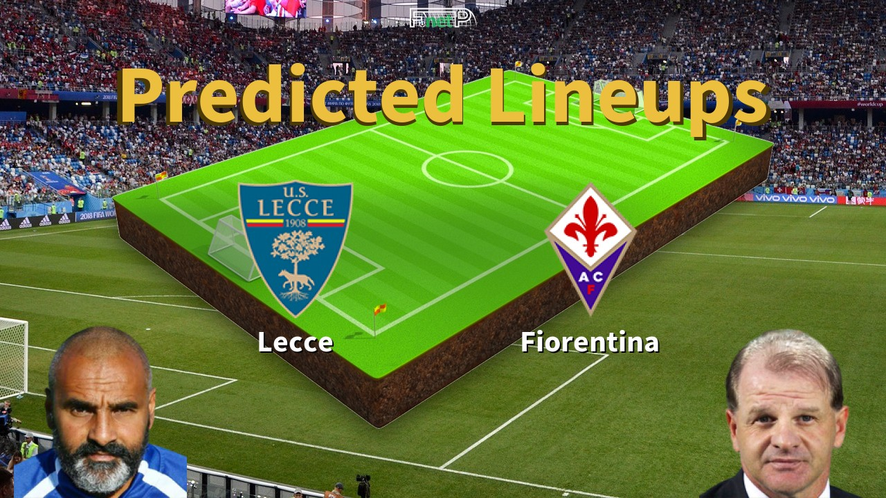 Predicted Lineups And Player News For Lecce Vs Fiorentina 15 07 20 Serie A News