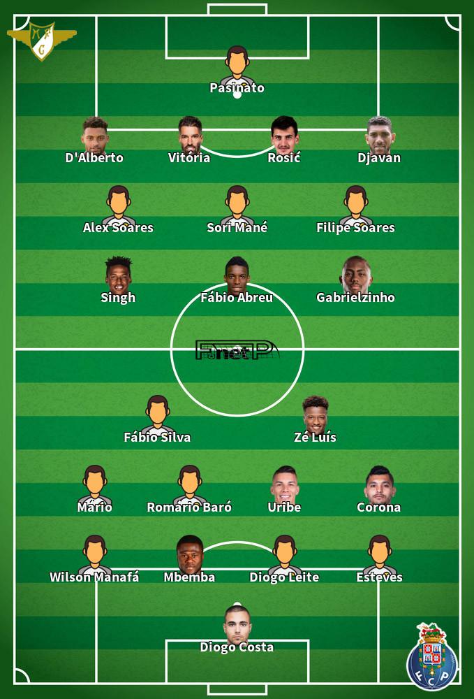 U1409 Porto Vs Moreirense Prediction U0026 Betting Tips 20 Jul