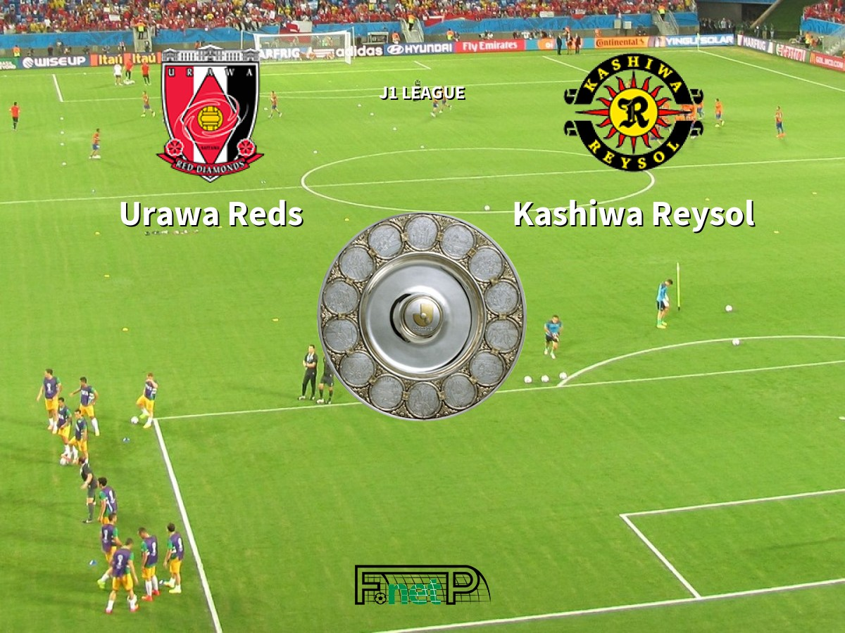 Urawa Red Diamonds Vs Kashiwa Reysol Live Stream Odds H2h Tip 22 07 2020