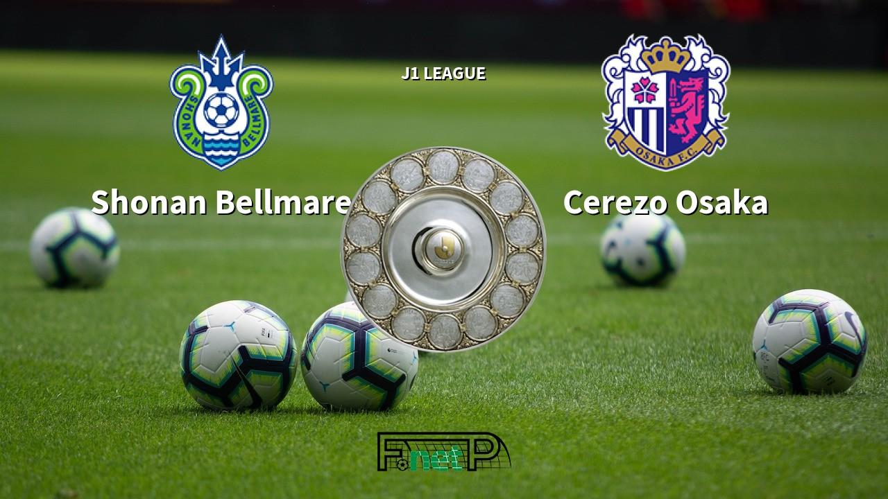 Shonan Bellmare Vs Cerezo Osaka Live Stream Odds H2h Tip 01 08 2020