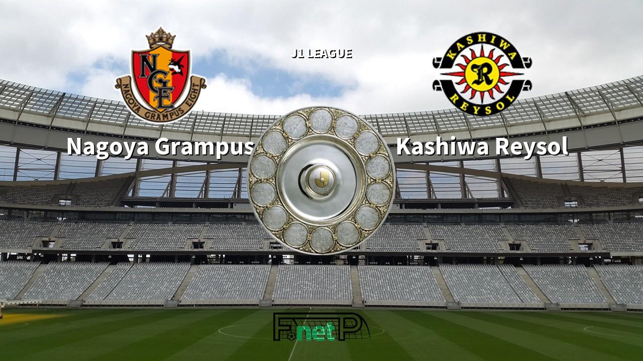 Nagoya Grampus Vs Kashiwa Reysol Live Stream Odds H2h Tip 01 08 2020
