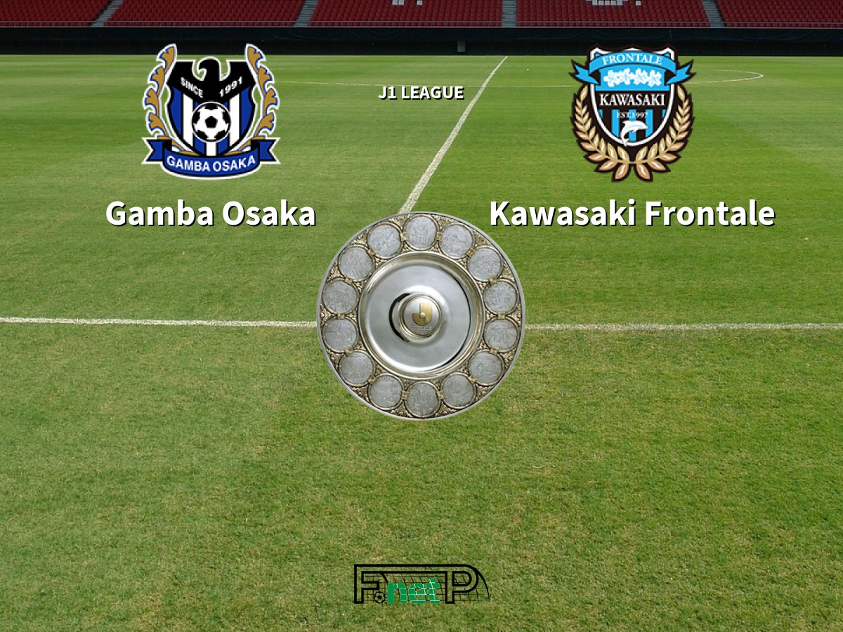 Gamba Osaka Vs Kawasaki Frontale Live Stream Odds H2h Tip 01 08 2020