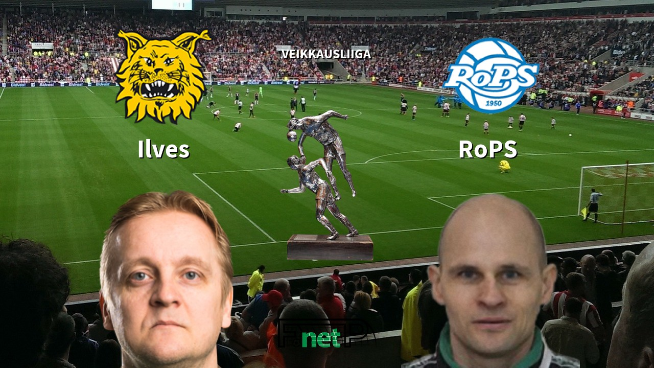 Ilves vs RoPS Live Stream, Odds, H2H, Tip - 05/08/2020