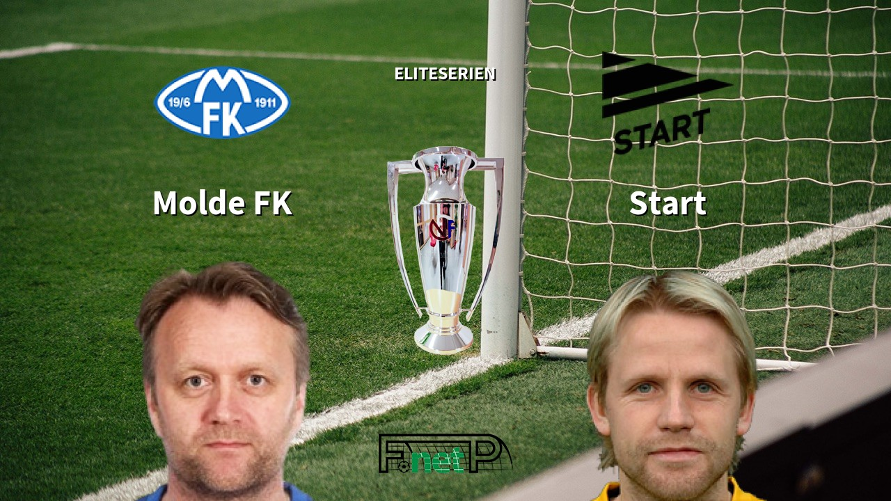 Molde FK vs Start Live Stream, Odds, H2H, Tip - 05/08/2020