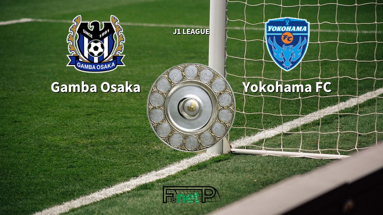 Gamba Osaka Vs Yokohama Fc Live Stream Odds H2h Tip 08 08 2020