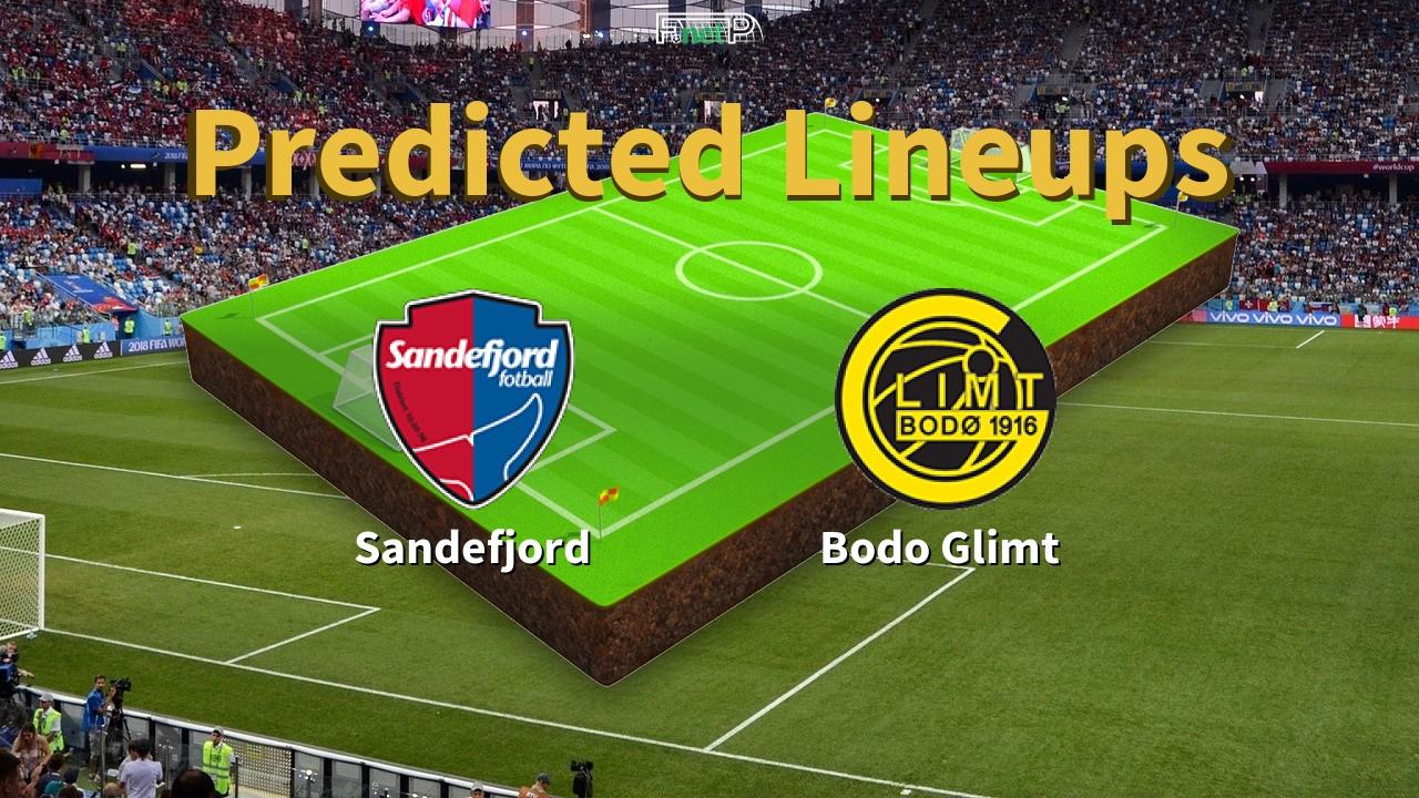 Predicted Lineups and Player News for Sandefjord vs Bodo Glimt 16/08/20 -  Eliteserien News