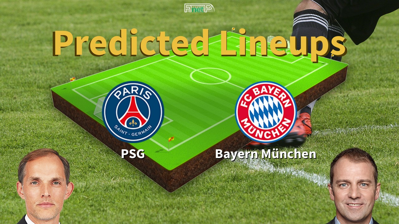 Predicted Lineups And Player Updates For Psg Vs Bayern Munich 23 08 20 Champions League News