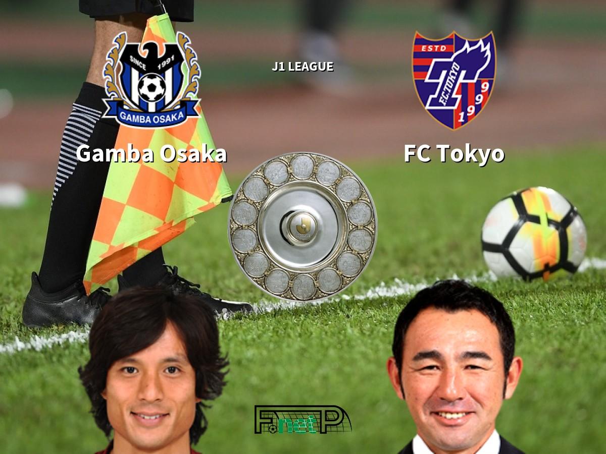 Gamba Osaka Vs Fc Tokyo Live Stream Odds H2h Tip 29 08 2020