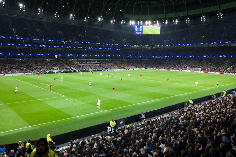 Do Spurs Still Play At White Hart Lane?