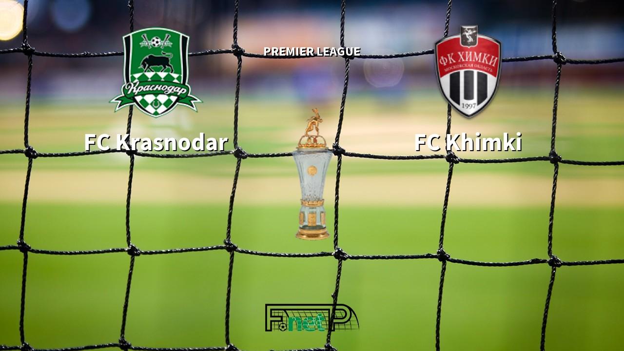 Fc Krasnodar Vs Fc Khimki Live Stream Odds H2h Tip 18 09 2020