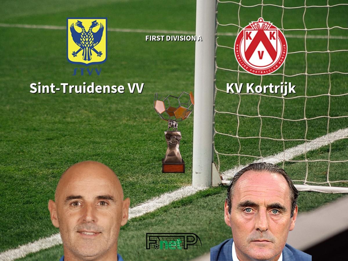 Sint-Truidense VV vs KV Kortrijk Live Stream, Odds, H2H, Tip - 03/10/2020