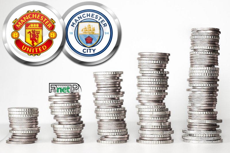 Are Manchester City richer than Manchester United?