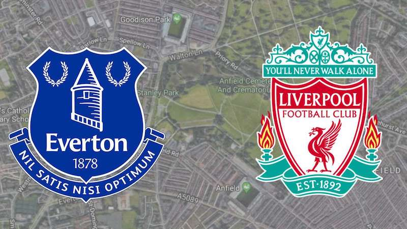 When Did Everton Win The League At Anfield?