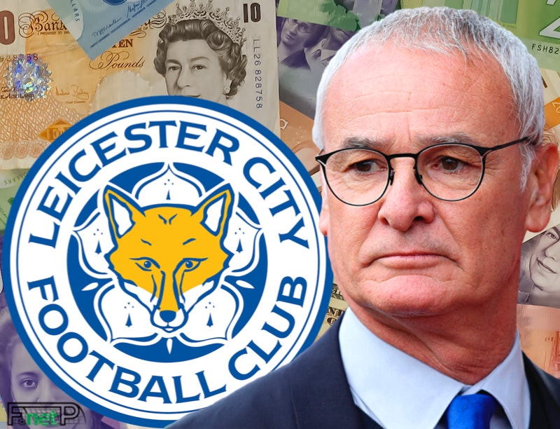 How Much Did The Leicester Team Cost?