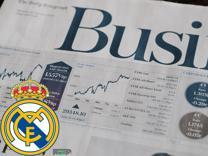 Does Real Madrid Have Stocks?