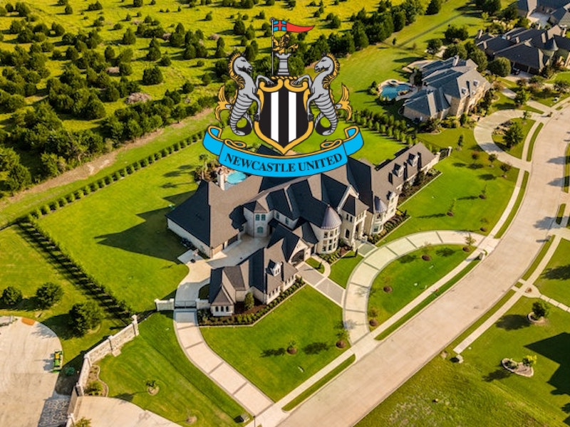 Where Do Newcastle Players Live?