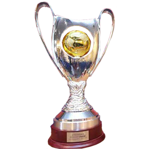 First Division trophy