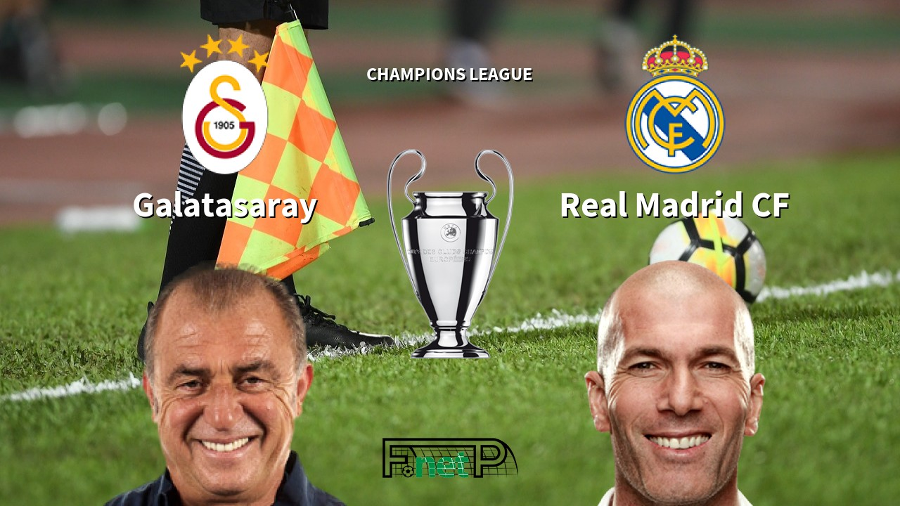 Galatasaray Vs Real Madrid Cf Odds H2h Tip 22 10 2019